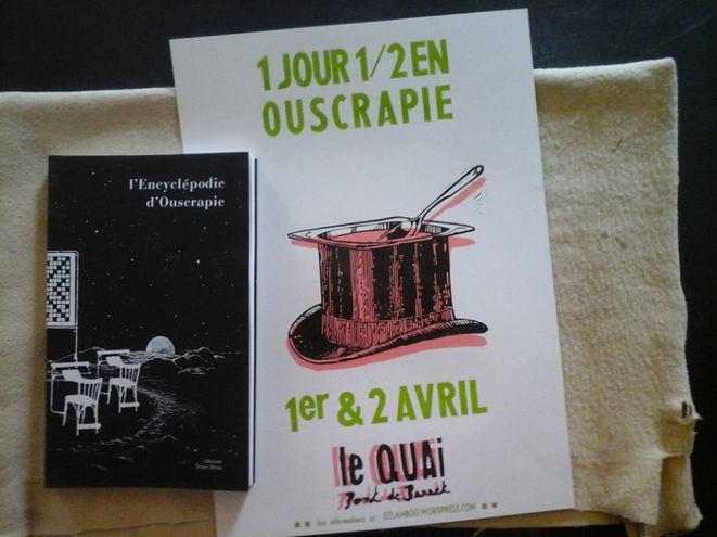 encyclépodie et yaourtophone du 1 er avril