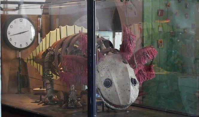 axolotl au quai